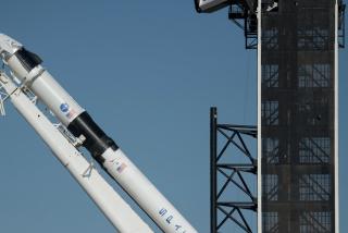NASA: el 'Crew Dragon', preparado para hacer historia espacial