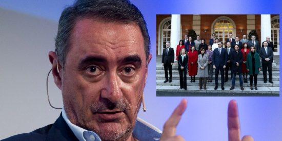 Un directivo de COPE lía una muy gorda al vincular la continuidad de Carlos Herrera a un Gobierno duradero de Sánchez e Iglesias