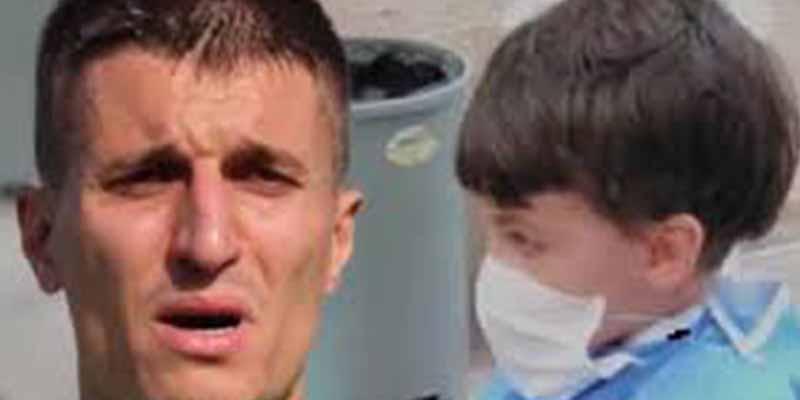 """Un futbolista turco reconoció que asesinó a su hijo con COVID-19: """"No lo quería y le puse una almohada en la cabeza"""""""