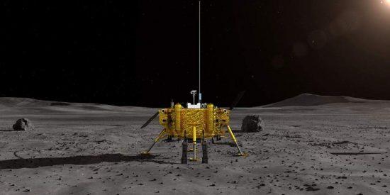 El Chang'e 4 cumple su segundo año estudiando la cara oculta de la Luna