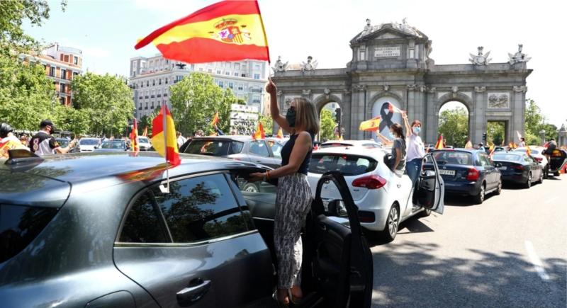 Otra vez, las dos Españas