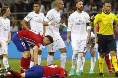 El árbitro de la final de Milán reconoce sus errores: regaló un penalti al Atlético y el Madrid marcó un gol ilegal