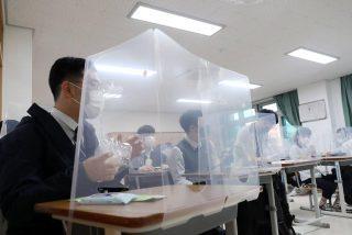 Corea del Sur impone duros protocolos escolares para luchar contra los rebrotes del COVID-19