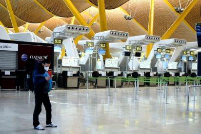 Cuarentena obligatoria de dos semanas para los viajeros procedentes del extranjero