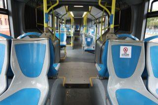 ¿Cómo debo viajar en transporte público? Estas son las medidas de seguridad e higiene