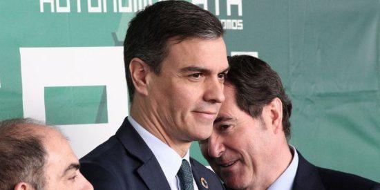 Garamendi desafía el catastrófico plan del Gobierno: