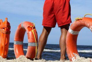 Los ahogados en las playas no podrán recibir boca a boca de los socorristas por el coronavirus