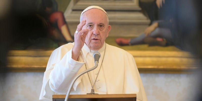 El Papa avisa del peligro de las ideologías en la Iglesia en medio de la pandemia