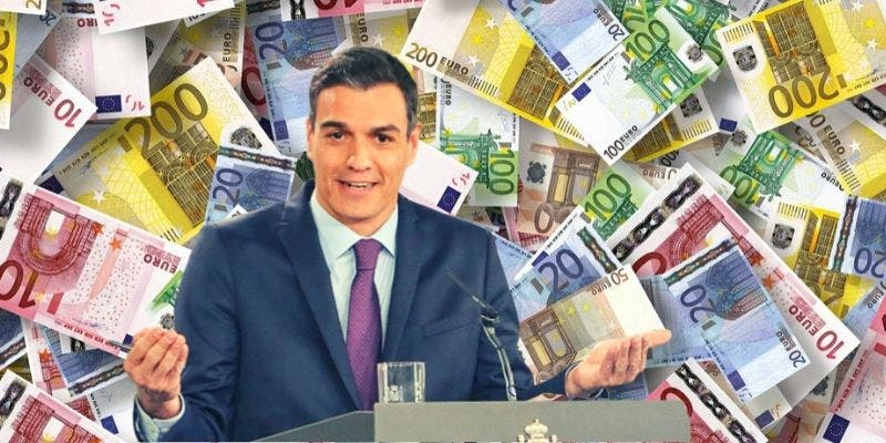 Casi 20 años: este es el tiempo que España tardará en recuperar los niveles de deuda de 2019