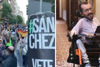 """Podemos continúa con las amenazas a la prensa: Echenique alias 'El Padrino' señala públicamente a un """"sicario mediático"""""""