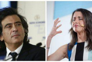 Espada le pasa factura a Arrimadas por dar oxígeno a 'Mádelman' Sánchez