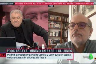 El investigador del CSIC que 'le mete con la mascarilla en la jeta' a Fernando Simón
