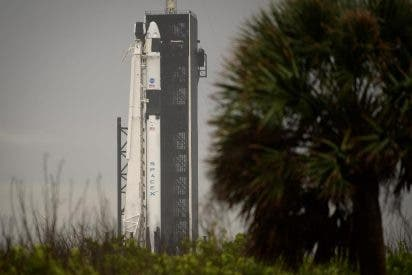 """NASA: el """"mal tiempo"""" retrasa el histórico lanzamiento del 'Crew Dragon'"""