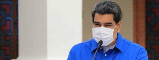 El patético análisis de Maduro sobre el coronavirus: