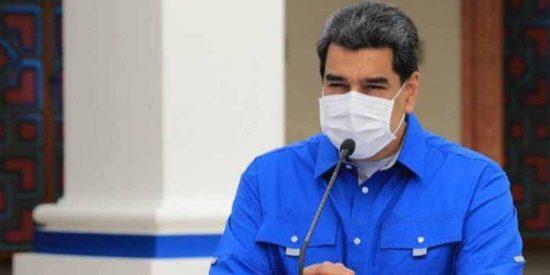 """El patético análisis de Maduro sobre el coronavirus: """"Se traga y mata al paciente en cuatro días. ¡Pum! Se lo lleva"""""""