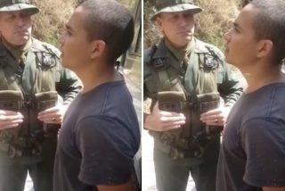 Operación Gedeón: un joven sargento capturado por los chavistas da una lección de dignidad al general que intenta humillarlo