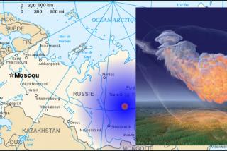 Tunguska: resuelven el enigma de la mayor explosión jamás ocurrida sobre la tierra