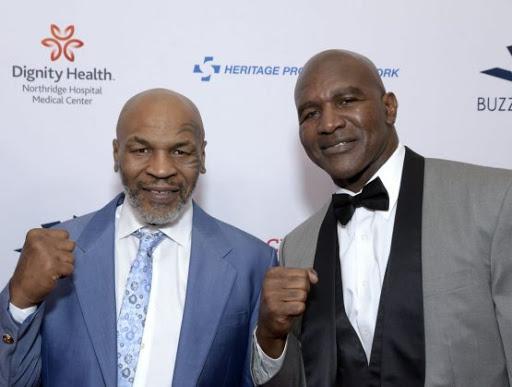 Evander Holyfield contra Mike Tyson: la 'pelea del siglo', en vilo por una controvertida petición