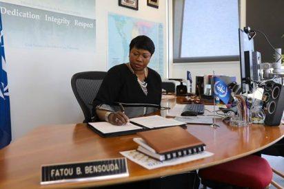 El pasado oculto de Fatou Bensouda, la fiscal de la CPI