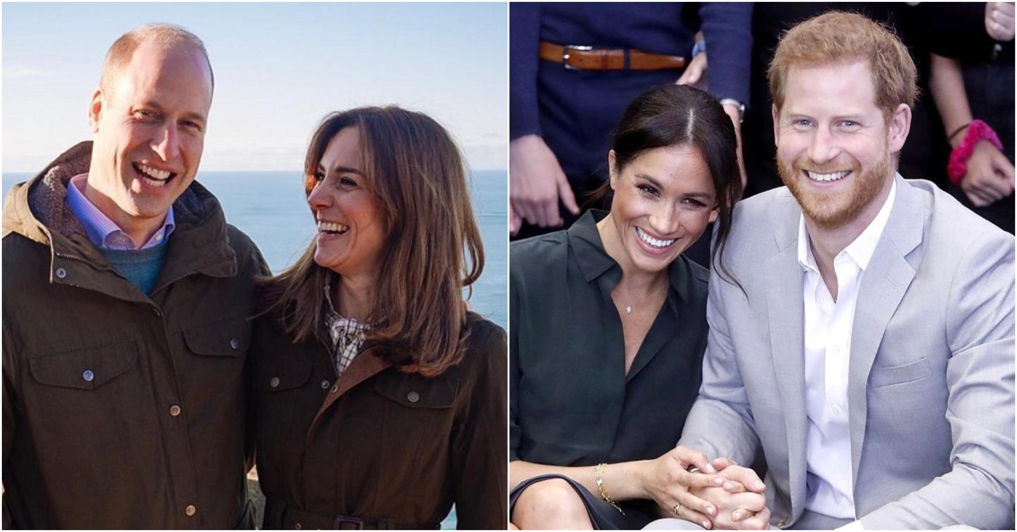 El drástico cambio que Kate Middleton y Guillermo han hecho tiene mucho que ver con Meghan y Harry
