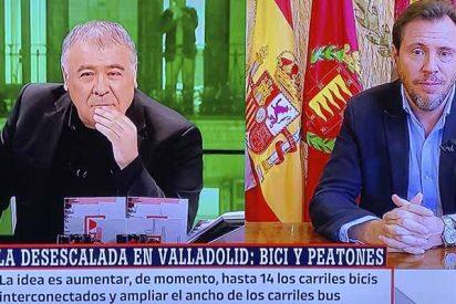 """Ferreras da jabón a un alcalde socialista y hace el ridículo: """"Le han informado mal"""""""