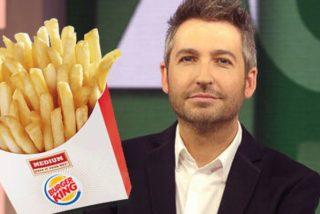 Cachondeo generalizado por el enfado de Frank Blanco con Burger King: