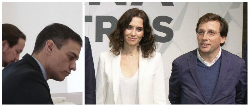 El Gobierno Sánchez pone a Madrid en la diana: así busca arruinar a la comunidad más próspera de España