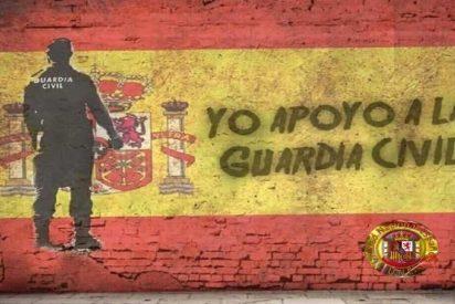 Masivo apoyo de los españoles a la Guardia Civil frente a las purgas de Marlaska