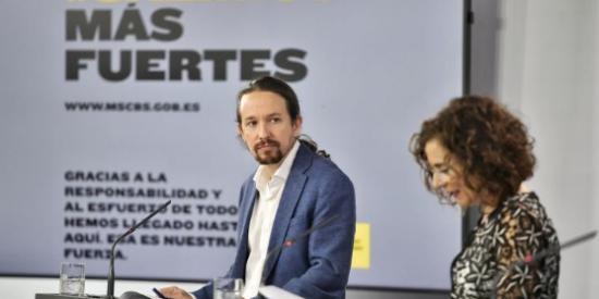 Ingreso Mínimo Vital: ¿Un ruinoso 'cheque PSOE-Podemos' con el que perpetuarse en el poder gracias a votos cautivos?
