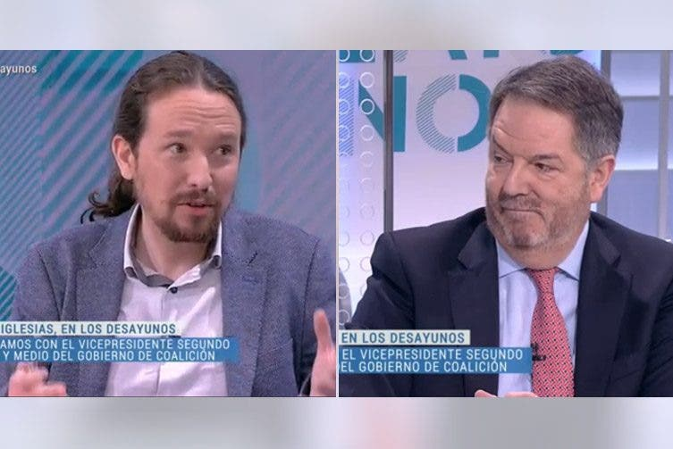 "Bieito Rubido (ABC): ""Si hay algún golpista en España, ese es Pablo Iglesias"""