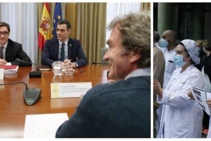 El espeluznante listado que revela la ineptitud del Gobierno PSOE-Podemos: estos son 76 sanitarios reales fallecidos por el coronavirus