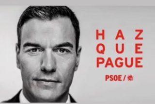 'Haz que pague', el viral vídeo de la gestión criminal de Pedro Sánchez que evita la censura de Moncloa