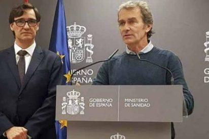 Los 'malabares' de Illa y Fernando Simón para mantener Madrid confinada: manipular datos y cambiar criterios
