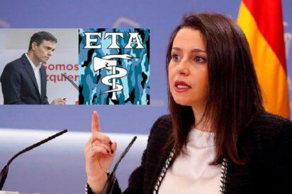 Sánchez se la clava a Arrimadas y pacta a escondidas con los proetarras de Bildu derogar la reforma laboral