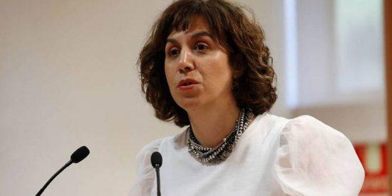 Irene Lozano, presidenta del CSD, se anima con el regreso del público a los estadios: