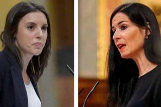 Repaso monumental de Carla Toscano (Vox) a Irene Montero en el Congreso:
