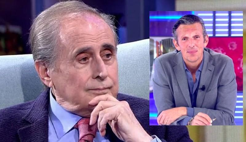 """Jaime Peñafiel: """"Desde aquí maldigo a (Pedro) Sánchez"""""""