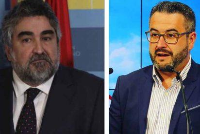 """Javier Merino (PP) 'destroza' al ministro de Deporte: """"Permitieron que miles de italianos llegaran a Valencia y sabían que pasaba algo"""""""