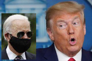 Donald Trump sube a Facebook el vídeo de los sepultureros bailones para burlarse de Joe Biden