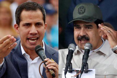 """Guaidó rechaza la propuesta chavista: """"Todo acuerdo político empieza por tu salida, Maduro"""""""