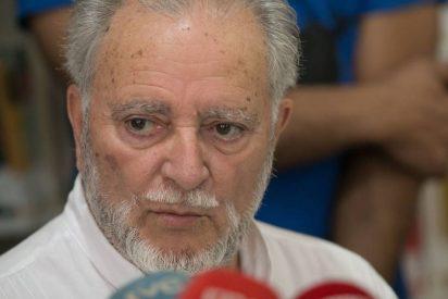 Muere Julio Anguita, el 'califa rojo'