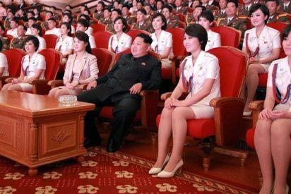 El disparate de Kim Jong-un: prohibir usar mascarillas a los 7.000 participantes de un acto en Corea del Norte