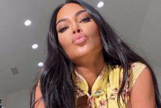 El nuevo (y polémico) proyecto de Kim Kardashian: lanza su colección de mascarillas