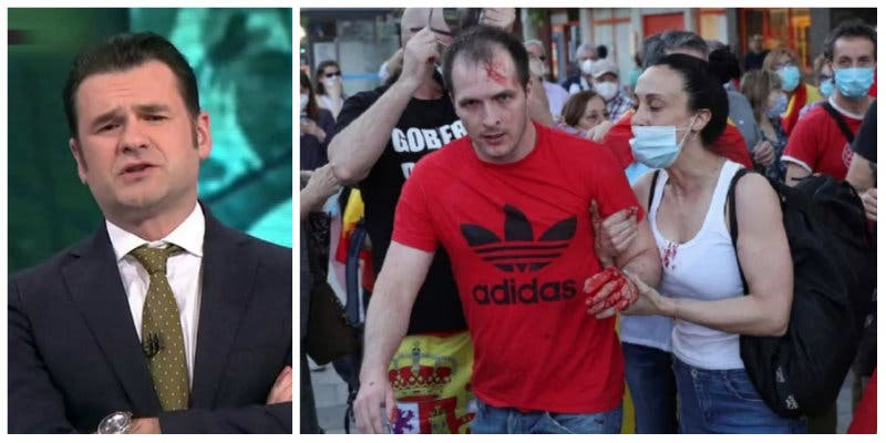 Twitter arde con Iñaki López por callarse los nombres de los políticos que alientan agresiones como la de Moratalaz