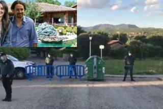 Pablo Iglesias y el blindaje que Marlaska hace a su chalet desatan el cachondeo en Internet: «¿Recibiste amenazas del FRAP?»
