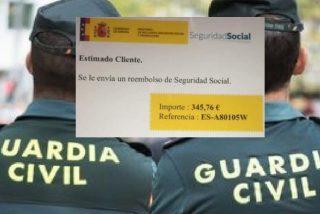 La Guardia Civil alerta a la ciudadanía sobre el timo con la Seguridad Social que arrasa España