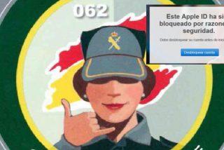 La Guardia Civil alerta sobre una estafa para robar dinero y cuentas de Apple