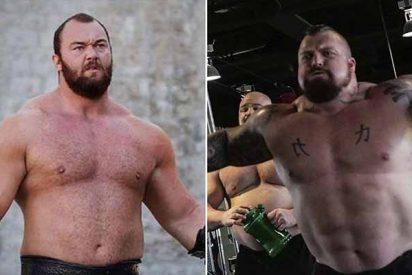 El actor más poderoso de Game of Thrones anunció su participación en una pelea épica: La Montaña vs. La Bestia