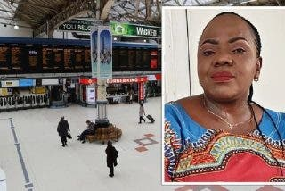Belly Mujinga, trabajadora ferroviaria de Londres, muere por coronavirus después de que un viajero le escupiera