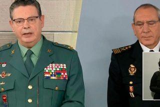La Guardia Civil declara la guerra a Marlaska: dimite el DAO Laurentino Ceña, tras la el cese fulminante a Pérez de los Cobos